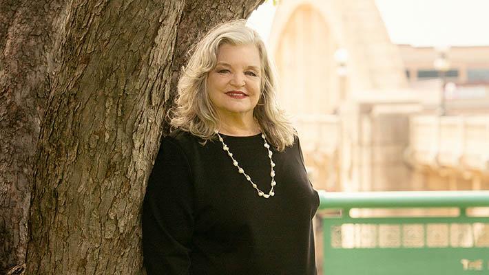 Joan Mathison, guide, coach